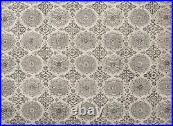 New Pottery Barn Aerilyn Printed Tufted Wool Rug 3x5, No Longer Available At PB