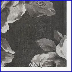 PB Teen Emily & Meritt Rose Rug 5 x 8 Excellent Condition Bed Of Roses