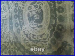 POTTERY BARN Bosworth Hand Tufted Wool Rug-Gray-5 x 8-NEW IN PACKAGE-$699