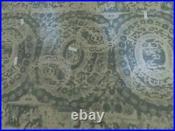 POTTERY BARN Bosworth Hand Tufted Wool Rug-Gray-9 x 12-NWT-LOCAL PICKUP ONLY
