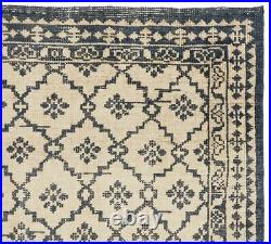 POTTERY BARN GWYN HAND KNOTTED WOOL RUG 8 x 10 LIGHT CHARCOAL GRAY NEW