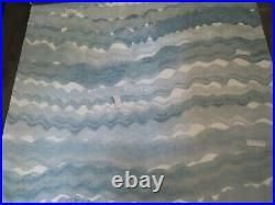 POTTERY BARN Rebecca Atwood Surf Eco-Friendly Rug5 X 8-BRAND NEW With TAGS