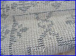 Pottery Barn Gwyn Wool Rug 2.6 X 9 ft Hand Knotted Runner