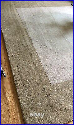 Pottery Barn Henley 9 X 12 Rug-color Is Wheat -Pure Wool