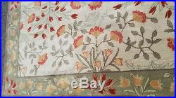 Pottery Barn Multi Colors Hand Tufted Adeline Floral Wool Area Rug 8' X 10