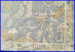 Pottery Barn Multi Colors Hand Tufted Darby Wool Area Rug 5' X 8