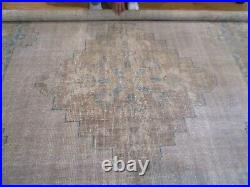 Pottery Barn Outlet Finn Hand-Knotted Wool Rug 8 x 10' Blue Multi New