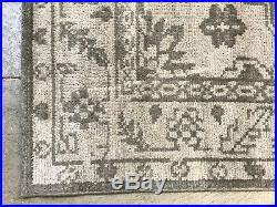 Pottery Barn Teagan Hand-Knotted 5x8' Rug Authentic