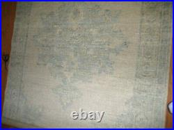 Pottery barn EDWIN HAND KNOTTED WOOL RUG, 5 X 8, NEW