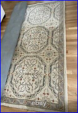Pottery barn area rug 8x10 100% wool hand tufted best offers considered