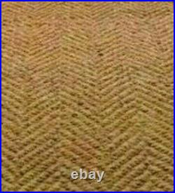 Pottery barn rug CHEVRON WOOL JUTE color MOCHA 5 x 8 Authentic