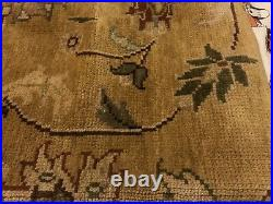 Rare Pottery Barn Stuart Antique Wool Rug Inspired Pillow covers S/2 24 / 18