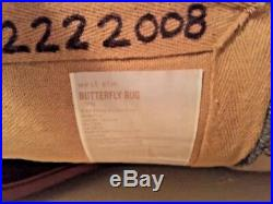 West Elm, Butterfly Rug Rug, No Longer Available @ Pottery Barn